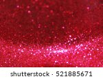 red bokeh abstract background | Shutterstock . vector #521885671