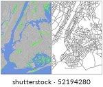 new york | Shutterstock .eps vector #52194280