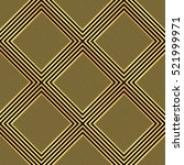 legant gold and black diamond... | Shutterstock .eps vector #521999971