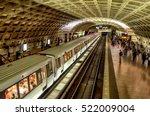 washington dc  usa. circa... | Shutterstock . vector #522009004