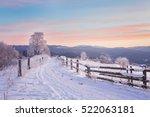 Fantastic Evening Winter...