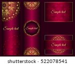 set of indian traditional...
