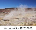 bolivia  potosi departmant  sur ... | Shutterstock . vector #522095029