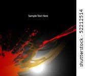 abstract elegant background | Shutterstock .eps vector #52212514