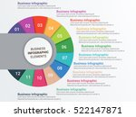 abstract  digital illustration... | Shutterstock .eps vector #522147871
