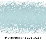 abstract christmas background... | Shutterstock .eps vector #522163264