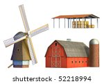 Different Examples Of Rural...