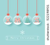 """xmas"" letters with christmas... 