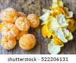 Ripe Mandarine Citrus ....