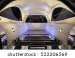 interior of hearse used for...   Shutterstock . vector #522206569