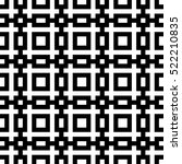 vector seamless pattern.... | Shutterstock .eps vector #522210835