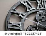 Industrial Style Wall Clock...