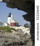 Pemaquid Point Lighthouse And...