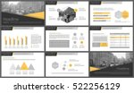 Elements of infographics for presentations templates. Leaflet, Annual report, book cover design. Brochure, layout, Flyer layout template design. Vector Illustration.   Shutterstock vector #522256129