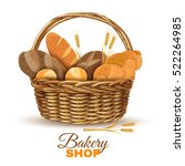 Bakery Shop Display Traditiona...