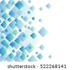 background squares | Shutterstock .eps vector #522268141