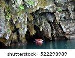 puerto princesa underground... | Shutterstock . vector #522293989