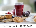compote | Shutterstock . vector #522298699