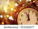 Vintage Alarm Clock Is Showing...