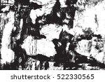 distress overlay drip dirty... | Shutterstock .eps vector #522330565
