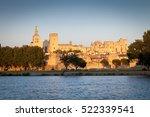 Palais Des Papes In Avignon At...