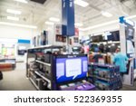 electronic department store... | Shutterstock . vector #522369355
