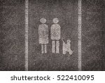 A Symbol Parking Spot  Intende...