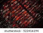 grill | Shutterstock . vector #522416194