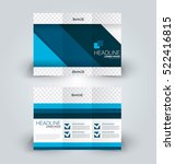 brochure mock up design... | Shutterstock .eps vector #522416815