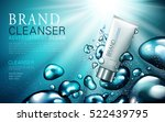 Facial Cleanser Ad  Contained...