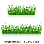 illustration of piece of green... | Shutterstock .eps vector #522478465