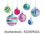 Christmas Bulbs Hand Made...
