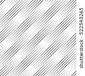 seamless diagonal stripe... | Shutterstock .eps vector #522543265