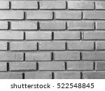 brick wall background or... | Shutterstock . vector #522548845
