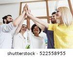 business  startup  gesture ...   Shutterstock . vector #522558955