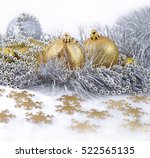 Golden And Silver  Christmas...