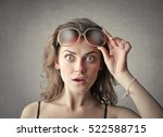 discovering something really...   Shutterstock . vector #522588715