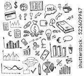 business symbols | Shutterstock .eps vector #522609967