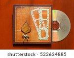 scrapbooking elements ... | Shutterstock . vector #522634885