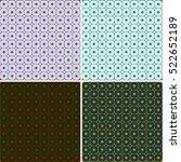 Geometric Patterns. Vector Set