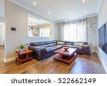 modern living room interior... | Shutterstock . vector #522662149