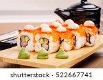 Sushi Roll   Maki Sushi Made O...
