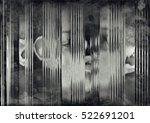 abstract portrait. soft focus ... | Shutterstock . vector #522691201