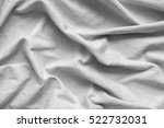 fabric texture be crumpled | Shutterstock . vector #522732031