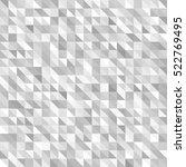triangle pattern. seamless...   Shutterstock .eps vector #522769495
