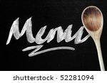 brunch | Shutterstock . vector #52281094