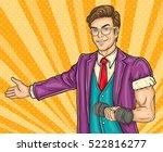 vector illustration of a pop... | Shutterstock .eps vector #522816277