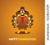 thanksgiving day. | Shutterstock .eps vector #522821539
