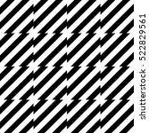 vector seamless pattern.... | Shutterstock .eps vector #522829561