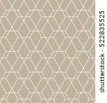 abstract geometric pattern with ... | Shutterstock .eps vector #522835525